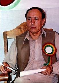 Asad Zaidi was elected as Deputy Speaker of NALC in 2004
