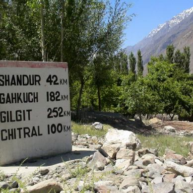 Hindukush Highway: GBLA wants Ghizar-Chitral road rechristened