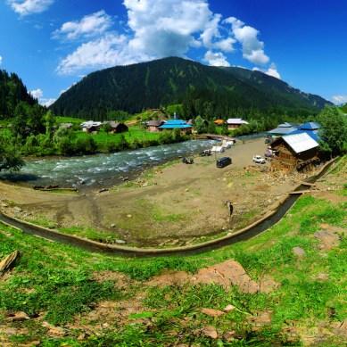 Nawaz Sharif vows to extend Neelum Valley road to Gilgit-Baltistan