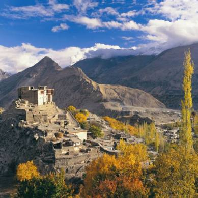 [Poem] Jewels of Mount Hunza