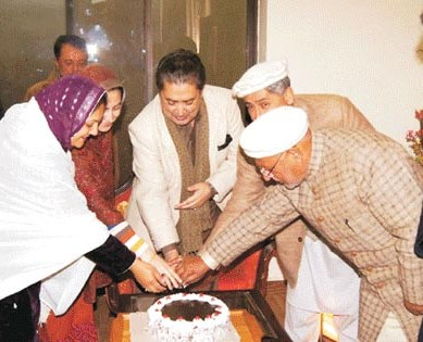 Ismailis celebrate 77th birthday of the Aga Khan in Gilgit-Baltistan and Chitral