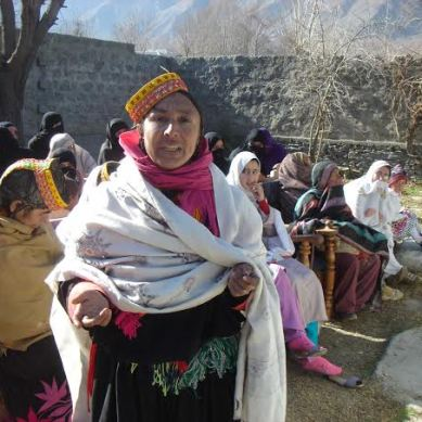 Chitral: Maximization of women participation in Local Govts and politics discussed