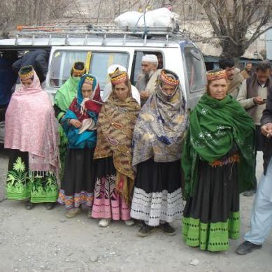 "Residents of Kalash Valley demand protection from ""land mafia"""