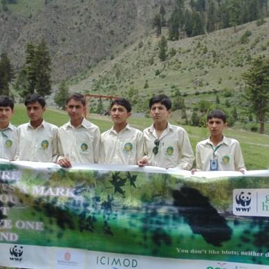 World Environment Day celebrated at Naltar