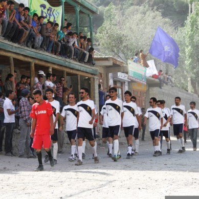 Grand opening ceremony of Gulmit Premier League held