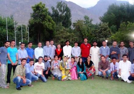 Group photo of Team OEC