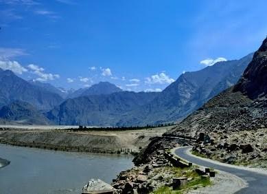 """Opening of Kargil-Skardu route under consideration"""