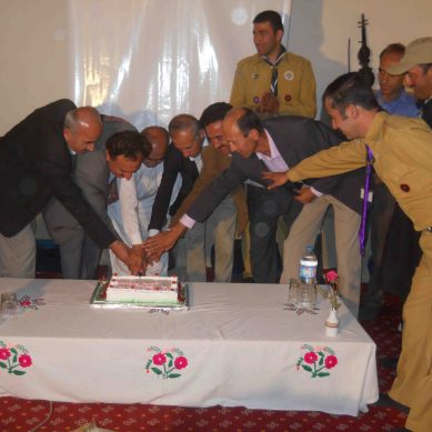 Hunza: Birthday of Prince Amyn Muhammad, Ismaili Chief Scout, celebrated