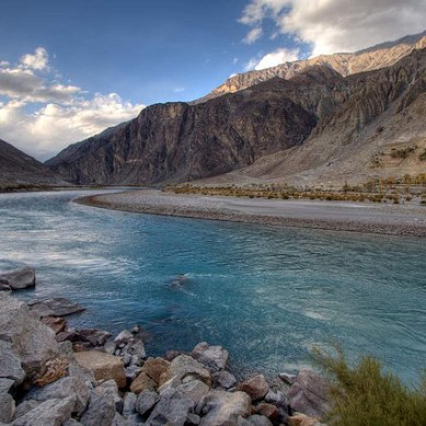 Climate change threatens disaster in Gilgit-Baltistan