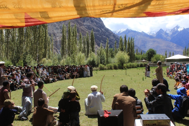 "[Pictorial] ""Phindek"", cultural revival festival held in Chitral"