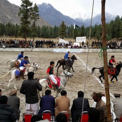 Diamer defeats Skardu in final match of Rama Polo Festival