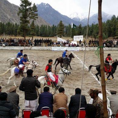 Diamer defeats Skardu in final match of Rama Polo Festival