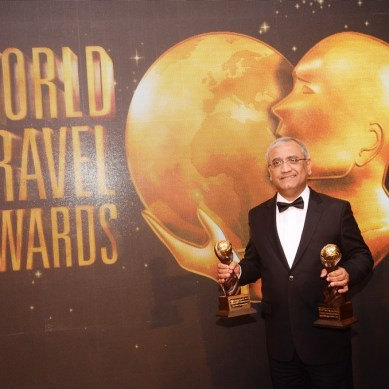Serena Hotels Win Big at the 21st Annual World Travel Awards 2014