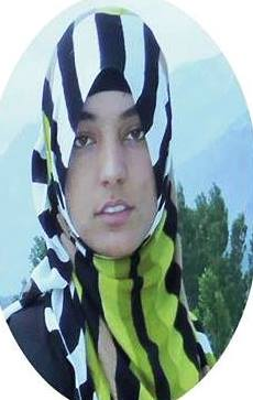 Ishrat Fatima from Skardu shines in B.A exams at the Karakuram Int'l University