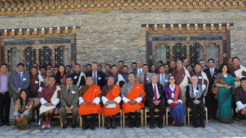 ICIMOD marks partnership with Bhutan