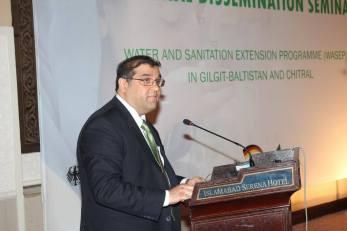 Hafiz Sher Ali - Chairman AKPBS,P