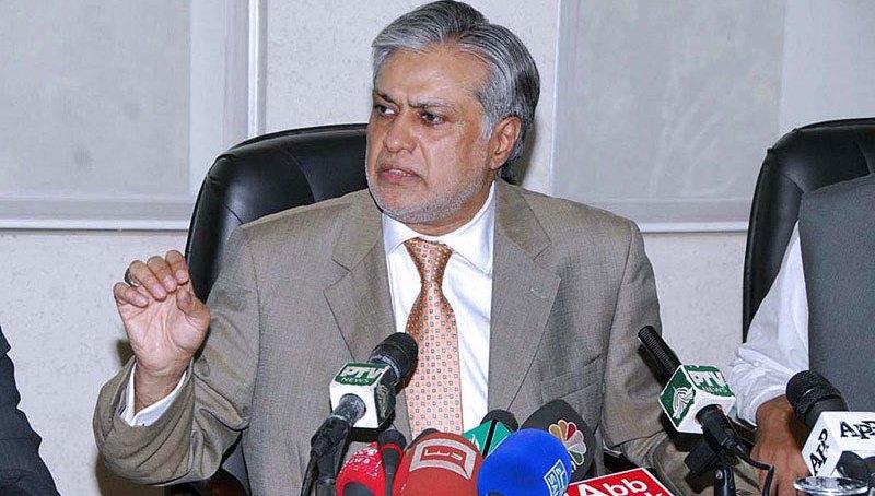 "What disputed territory, ""Gilgit-Baltistan is part of Pakistan"",Ishaq Dar"