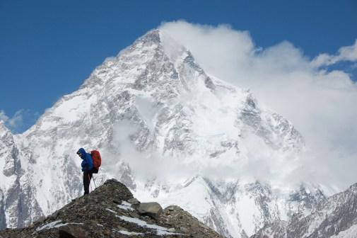 The glaciers in Karakoram. Source: Flickr. Photo credit: Maria Ly.