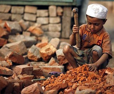 Child labor: A silent Cancer