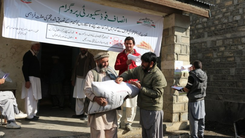 Livestock Department starts food security awareness campaign in Chitral
