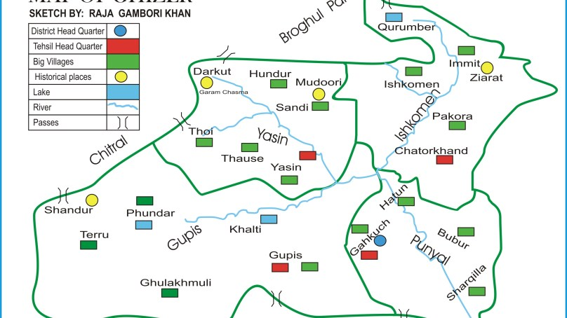 Ghizer connection: G-B chief minister wants road to Tajikistan