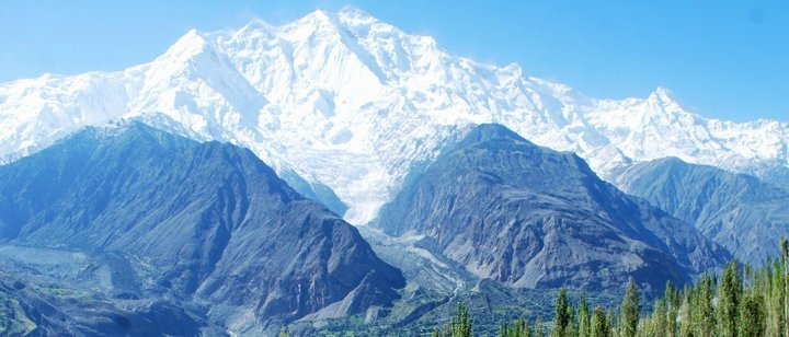 The Angry Mountain Calling; A Story from Nagar Valley