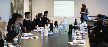 """Delegates briefed about the work of Danish Supreme Audit Institution by Ms. Nanna Schnipper, Special Consultant at """"Rigsrevisionen"""""""