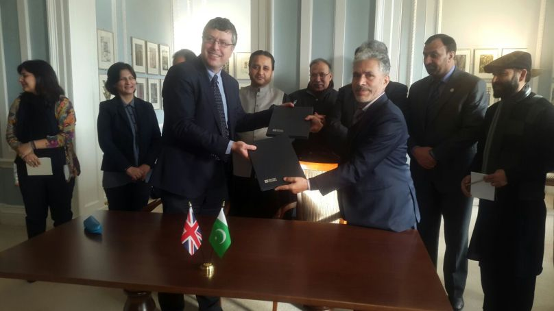 GB govt signs agreement with British Council for improvement of education sector