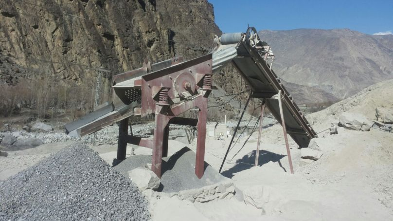Gilgit: 20 illegal crush plants shut down