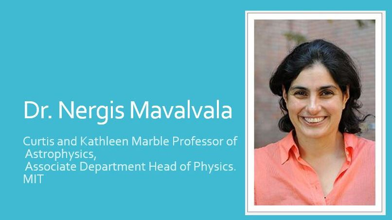 Pakistan born Dr. Nergis Mavalvala among scientists making first direct detection of gravitational waves