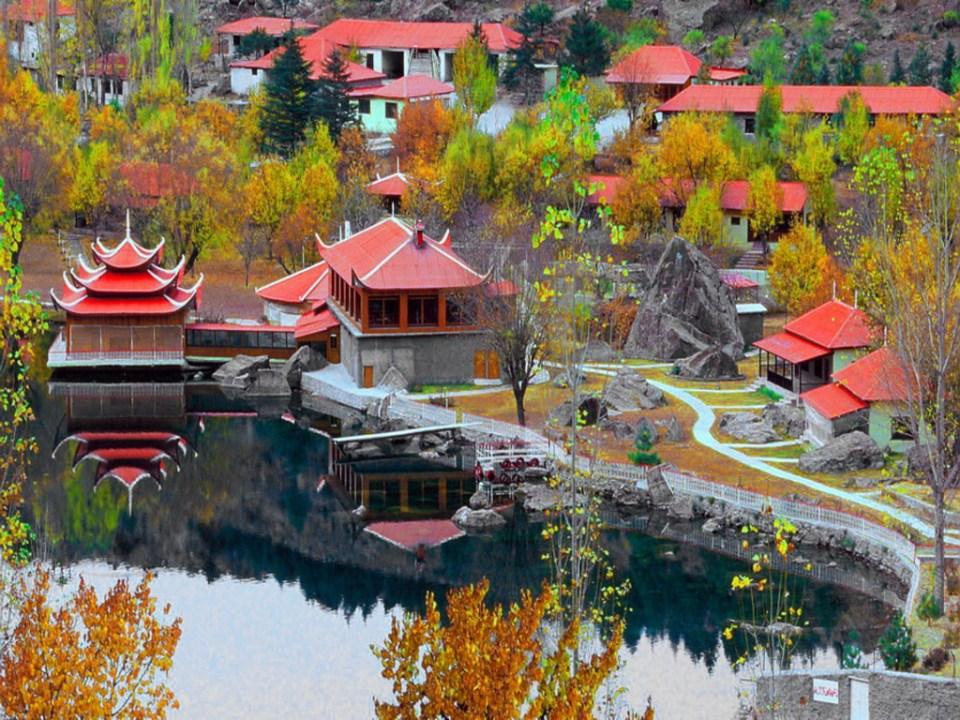 Shangrila-Resorts