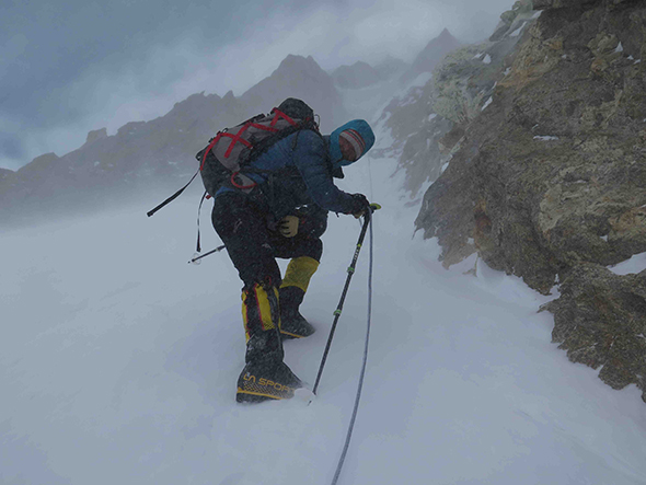 "Absolute Misery: Completing the His-toric First Winter Ascent of Nanga Par-bat, the ""Killer Mountain"""