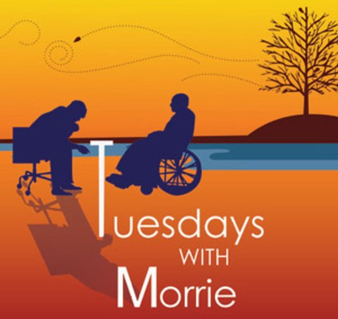 """Book Review – """"Tuesdays with Morrie"""" by Mitch Albom."""