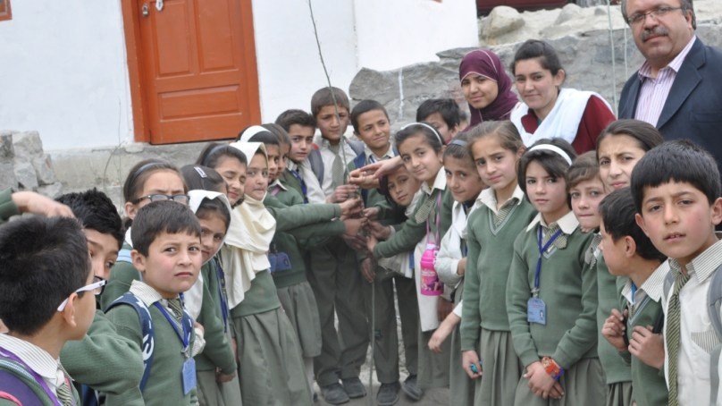 Pictorial – Tree Plantation Day at Mehnaz Fatima Montessori & Inclusive Educational Centre, Gilgit