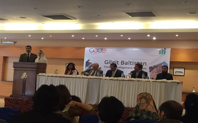 'Gilgit Baltistan Youth Development Project' inaugurated
