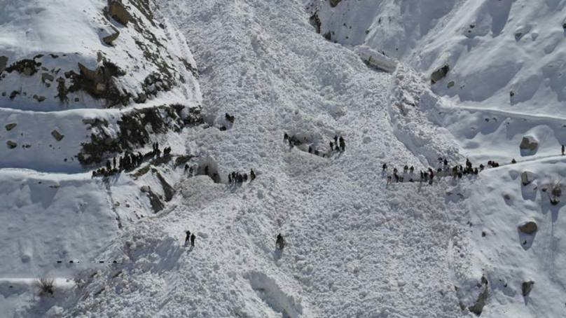 Bodies of two more students dug out of avalanche debris in Chitral