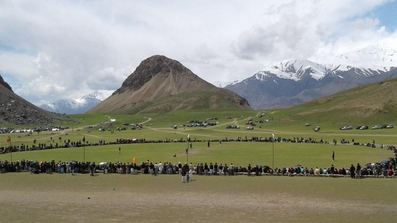 Qaqlasht Festival concluded in Chitral