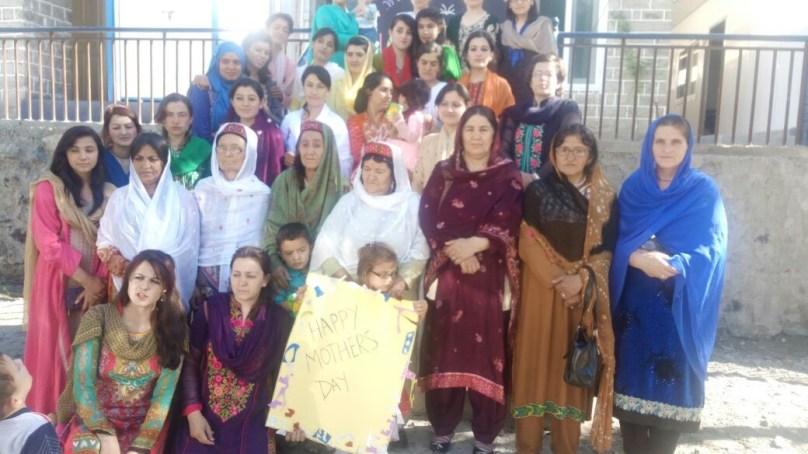 Ghulkin Youth Association celebrates Mother's Day in Gilgit