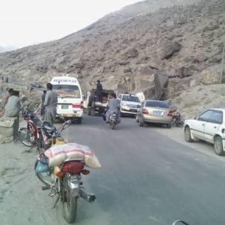 Skardu Accident site (1)