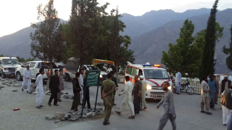 Tragedy: Six people, including women and children, die in car accident near Babusar Top