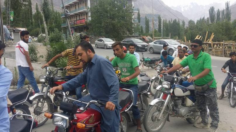 Gilgit-Baltistan hit by fuel shortage yet again