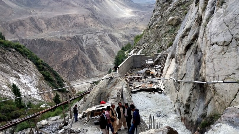 Ahmadabad village willing to provide electricity to hotel industry in Karimabad, Hunza