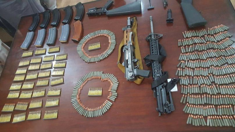 Chilas Police arrests three suspected terrorists, arms and ammunition recovered