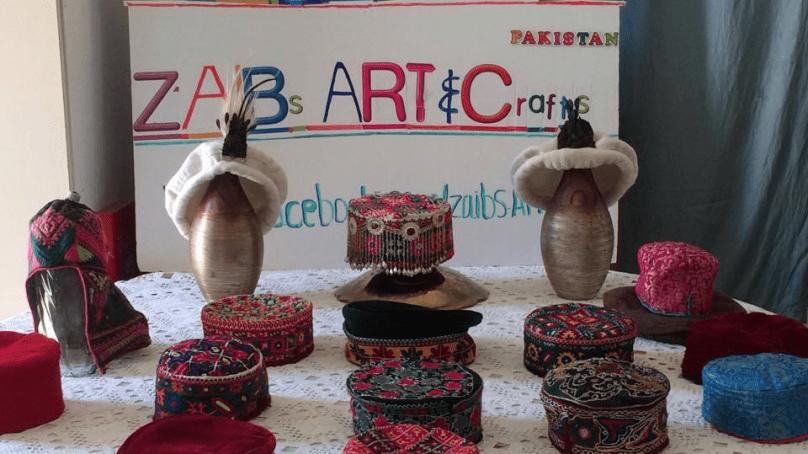 My cap, My Pride: The Women's Caps from Gigit-Baltistan
