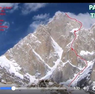 Two American mountaineers go missing on Baltistan's Latok II peak