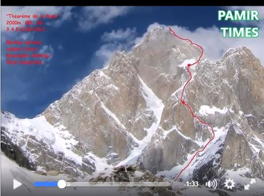 Two American mountaineers go missing on Baltistan's Latok II peak