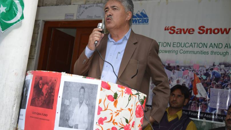 Snow Leopard Day celebrated in Basha Valley, Shigar