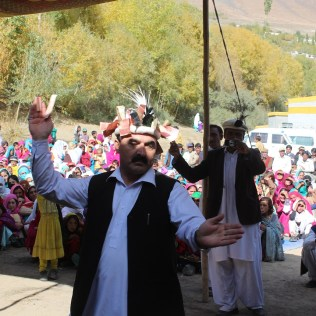 chief-guest-mr-fida-khan-fida-minister-for-planning-and-development-while-performing-traditional-dance