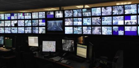 Security: Operations and control room equipped with latest technology established in Gilgit