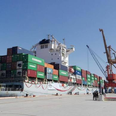 First Gwadar trade pilot shipment, a watershed event in CPEC history: PM